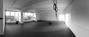 Gym Nordbad Innenraum