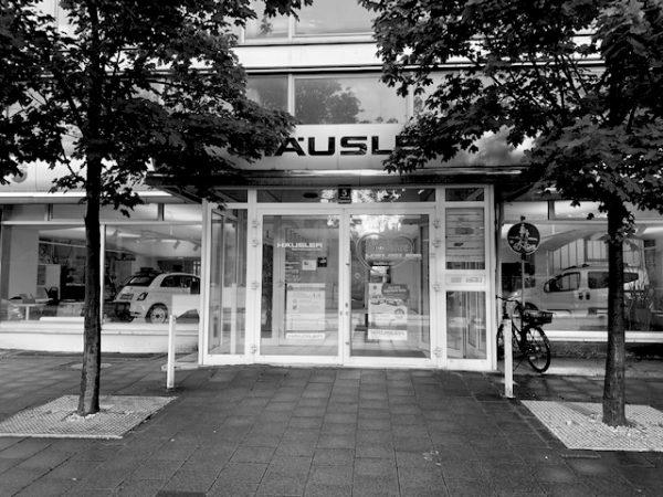 Munich MMA Gym Westend Eingang