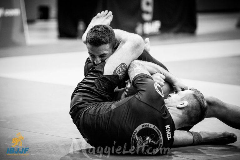 Nogi Grappling Submission Wrestling