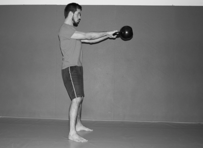 Chris Kettlebell Swing
