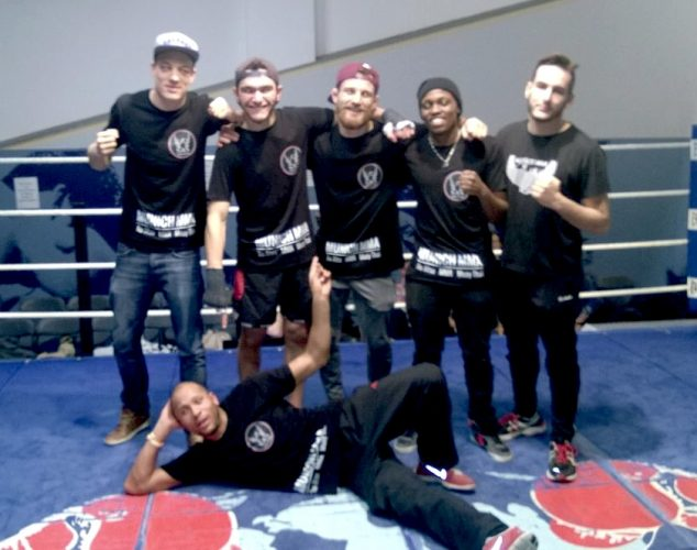 Fight Night Stuttgart Team Munich MMA
