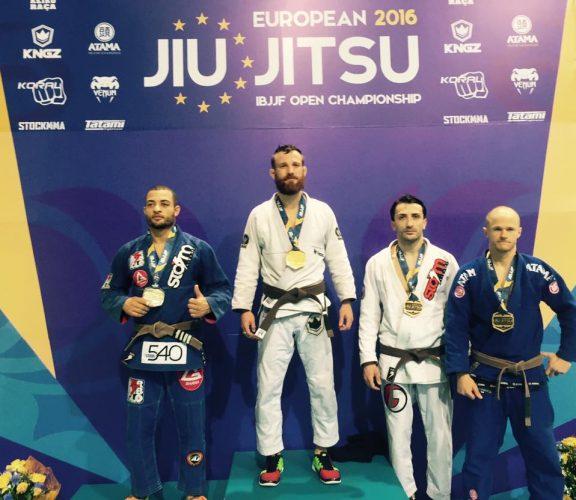 IBJJF European Open 2016