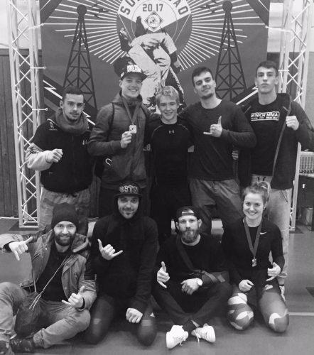 We love MMA München Submissao 2017