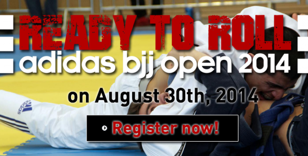 Adidas Open BJJ 2014