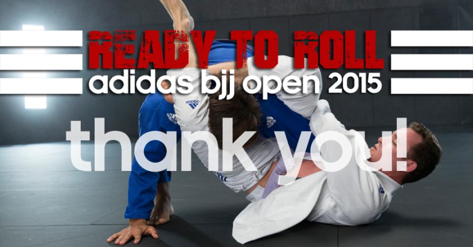 Adidas BJJ Open 2015