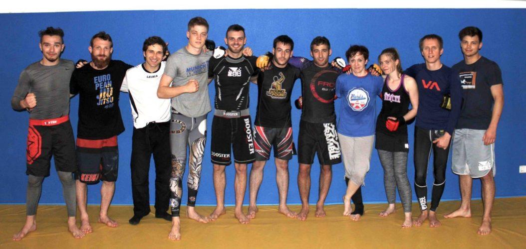 MMA Seminar Martin Buschkamp