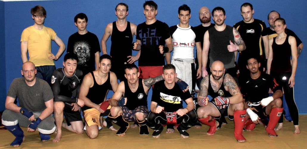 Muay Thai Seminar Simon Caravetta