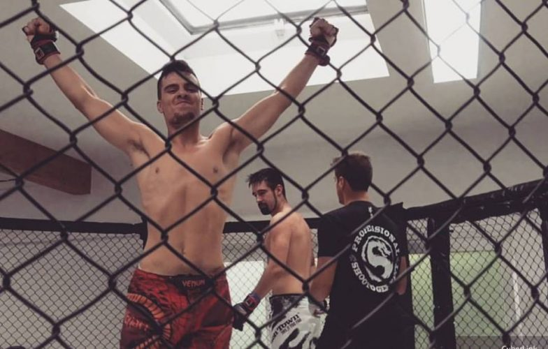 Shooto Contenders King of the beach copa bjj