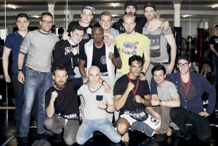 Shooto Contenders XXII Munich MMA Team