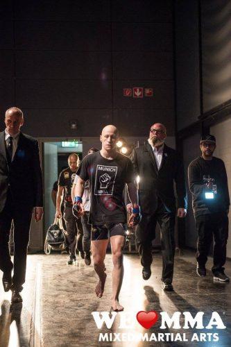 We Love MMA München 2016 Raoul